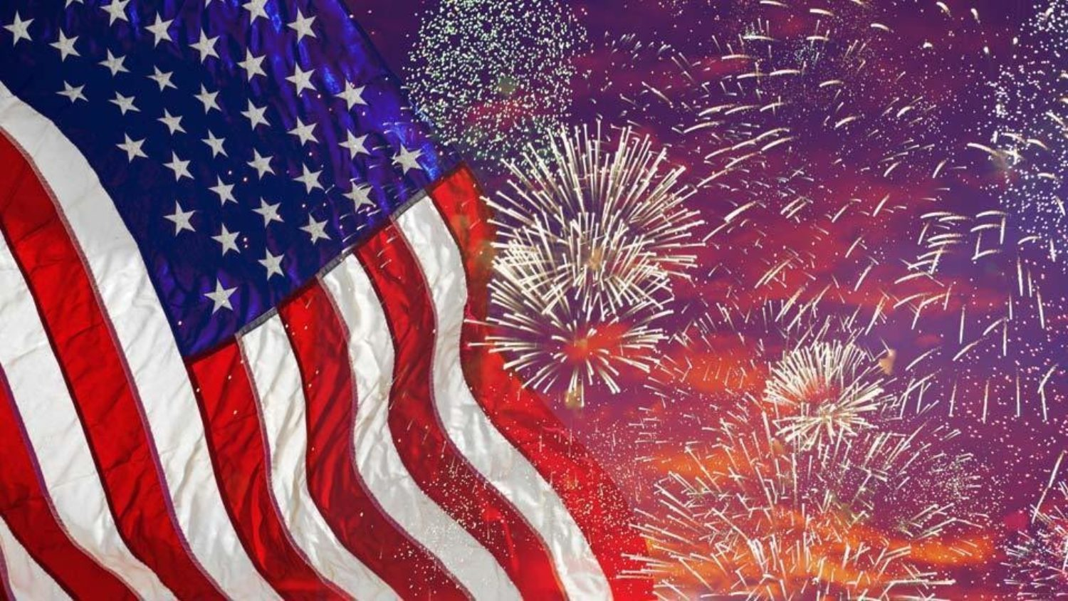 RED, WHITE, AND BLUE CELEBRATION!