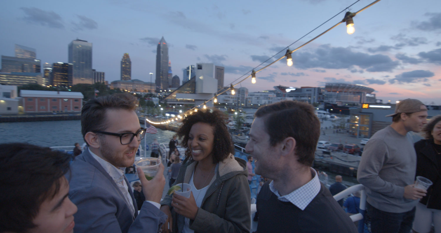 Evergreen Podcasts Partners with Downtown Cleveland Alliance to Launch Then There's Cleveland