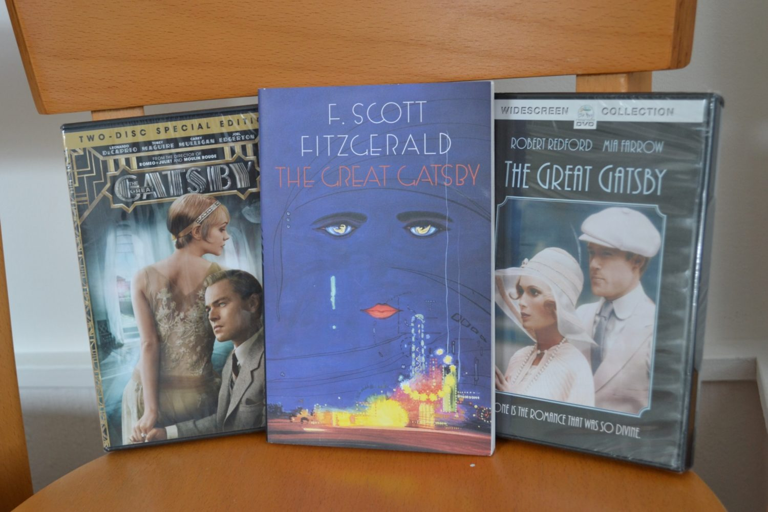 The Great Gatsby: The Book Vs. Movies