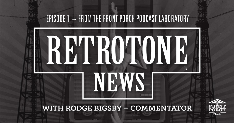 Retrotone Hits the Airwaves