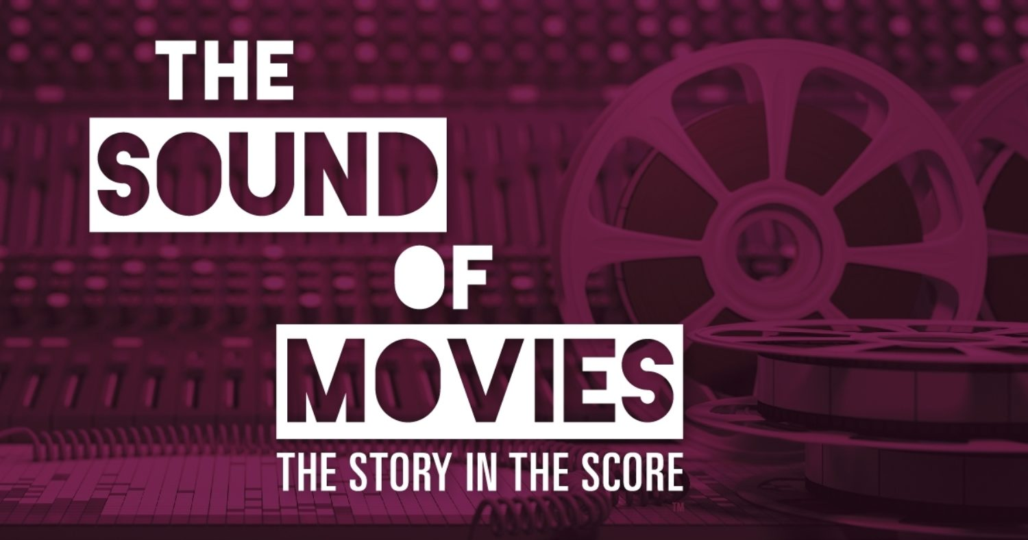Introducing: The Sound of Movies Podcast