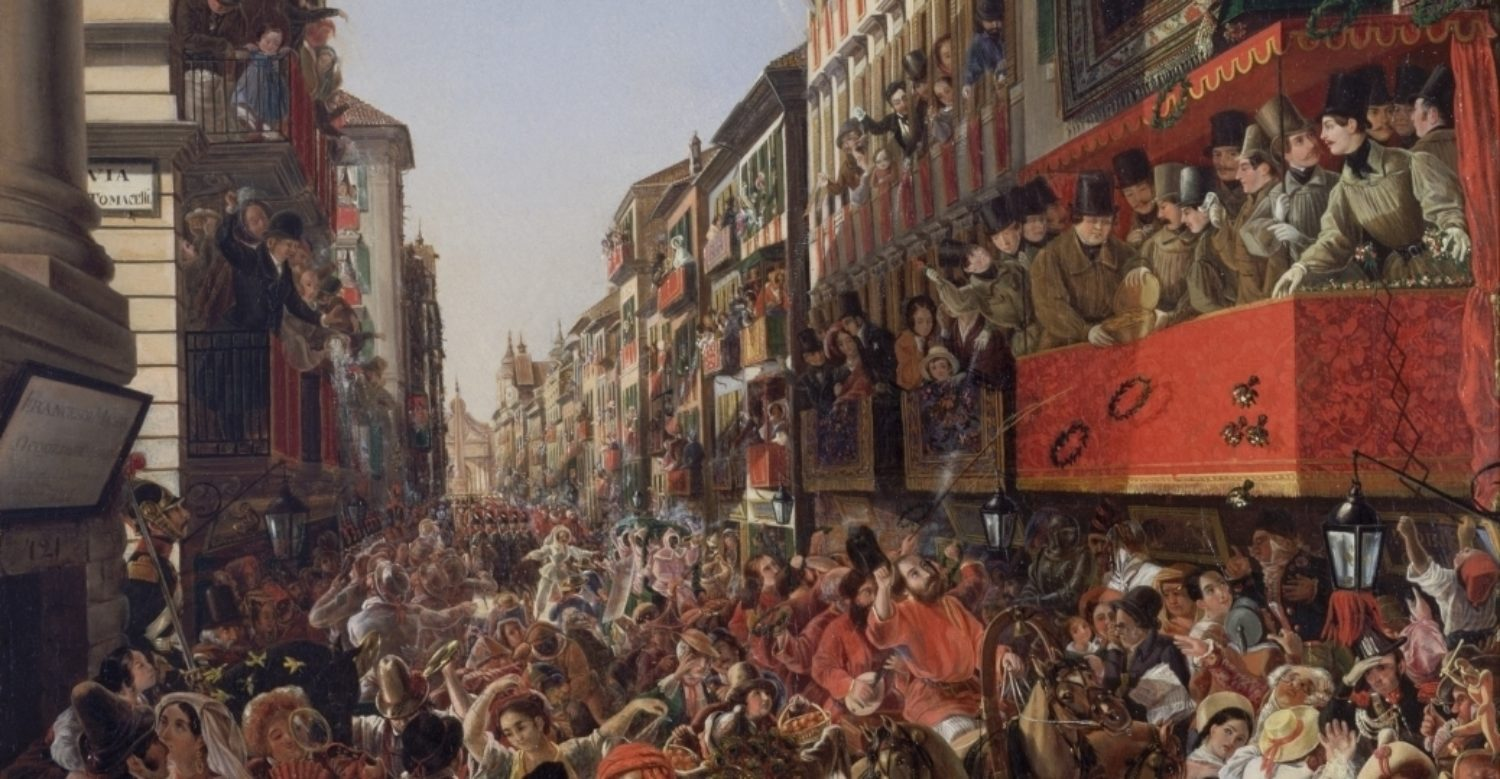 The Ancient and Literary History behind Mardi Gras