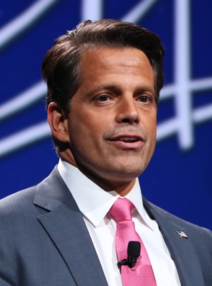 Anthony Scaramucci: Room on the Off Ramp