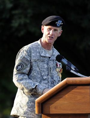Bonus: Gen. Stanley McChrystal on Confederate Symbols