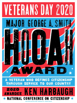 Bonus Live Episode: HOOAH Award Panel w/ Mike Washington and Becky Margiotta