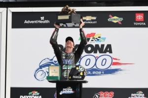 Brandon Paasch- 2021 Daytona 200 Champion