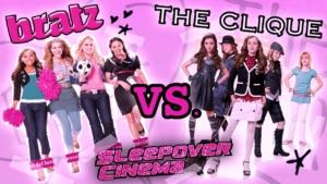Bratz vs. The Clique