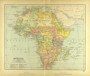 Chapter 8: Africa, Cradle of Lines