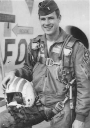 Col. Kent Harbaugh: Phantom Pilot in Vietnam