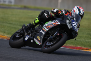 Cooper McDonald- Transitioning from Twins Cup to Supersport for the 2021 MotoAmerica Season
