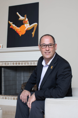 Fred Guttenberg: Father of Two