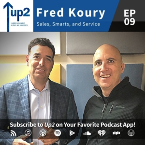 Fred Koury: Sales, Smarts, and Service