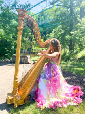 Harpist Courtney Kania Young's Advice for Hiring Musicians