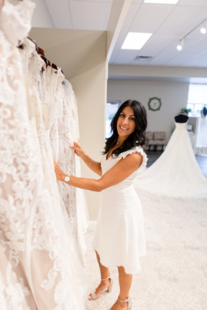 How Do I Know It's the One? Choosing Your Dream Wedding Dress (or Jumpsuit!)