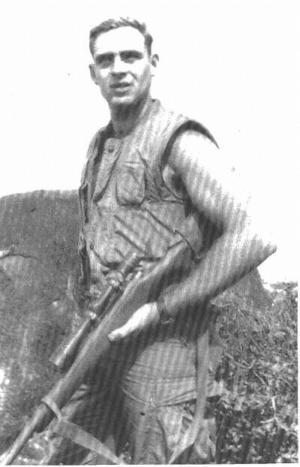 Lt. Col. Thomas D. Ferran III: Sniping in Vietnam Part I