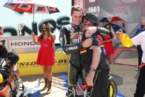 Mathew Scholtz- Superbike Champion Finds Success After Injury