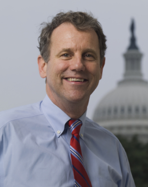Sen. Sherrod Brown: The Dignity of Work and Hope in Politics