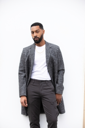 Stand-Up Comedian and Actor Tone Bell Part 2: Starring in 'The United States VS. Billie Holiday' and His Personal Style