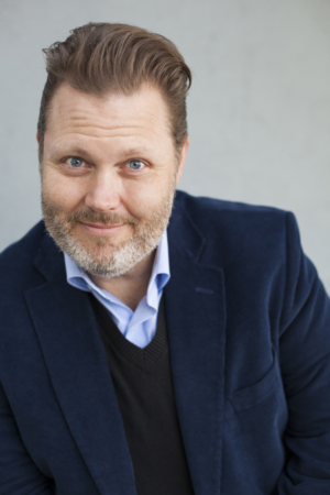 Steve Mallory: Comedic Actor and Writer Discusses His Career and New Netflix Series