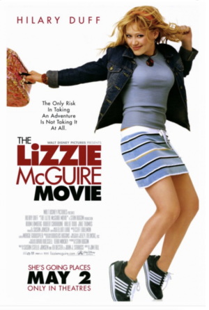 The Lizzie McGuire Movie ft. YouthCulture2000