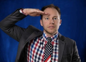 The Serious Business of Funny with David Horning