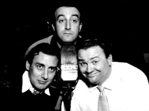 The Six Degrees of The Goon Show