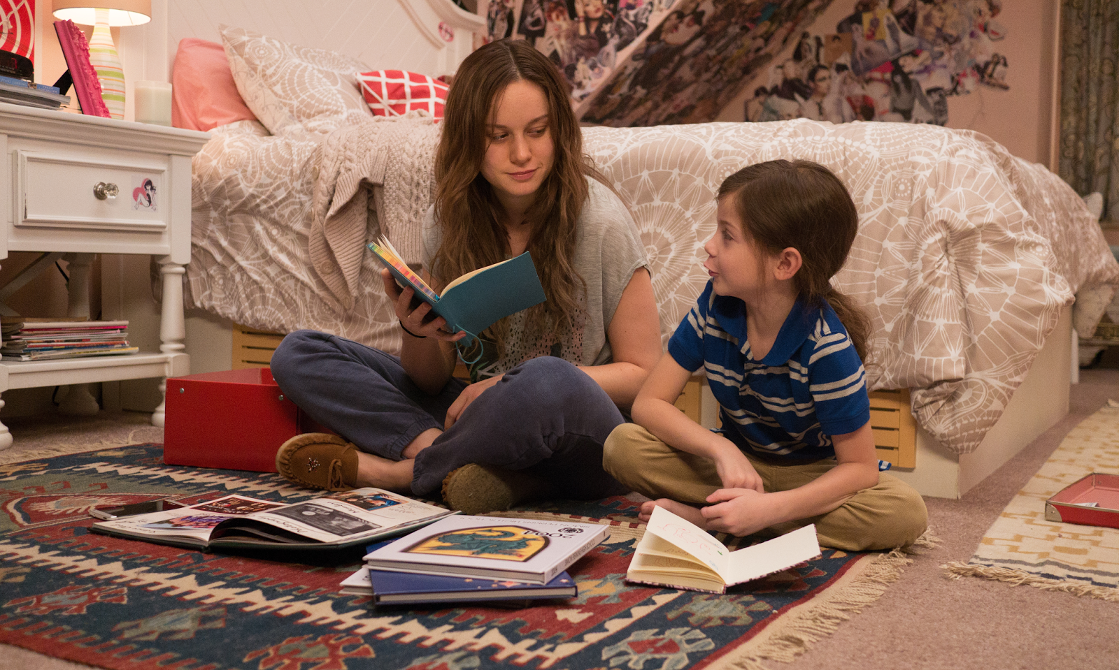 """<p>While certainly not a light or cheerful movie, """"Room"""" will really tear at your heartstrings as it follows one brave woman's courageous story, who will do anything for the sake of her child and his safety. Our reviewers, Ann and Les, did not have enough good things to say about this movie.</p>"""