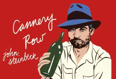 Cannery Row Title