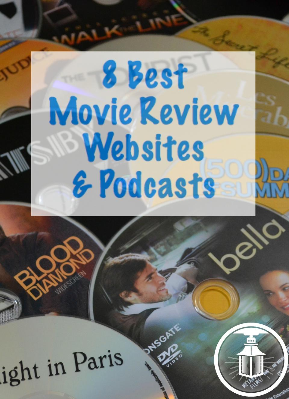 The Front Porch People 8 Best Movie Review Websites And Podcasts