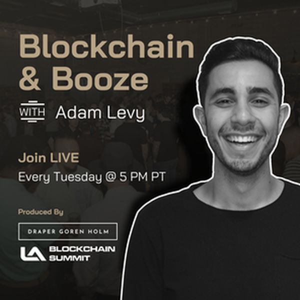 Blockchain And Booze